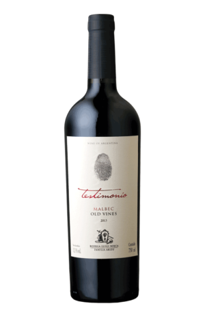 Luigi-Bosca-Testimonio-Malbec-Old-Vines