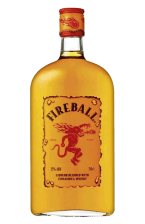 Whisky-Fireball
