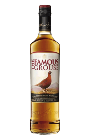 Whisky-The-Famous-Grouse