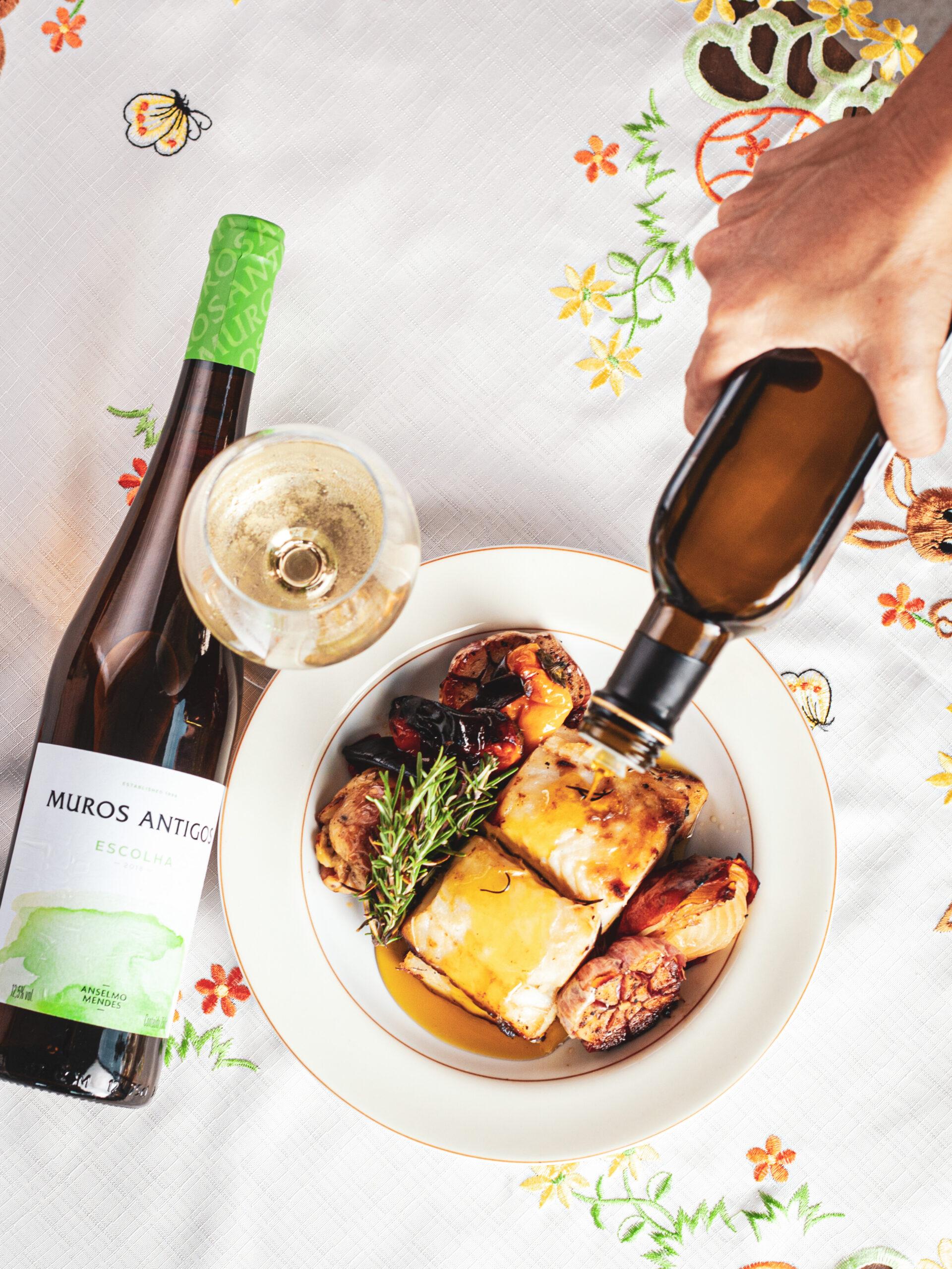 bacalhau-vinho